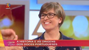 imprensa TV A Doçaria Portuguesa · Norte em A Tarde é Sua, TVI